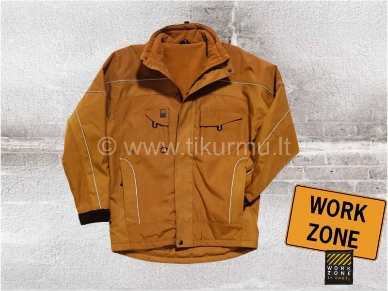 WorkZone jacket 0207-238-42