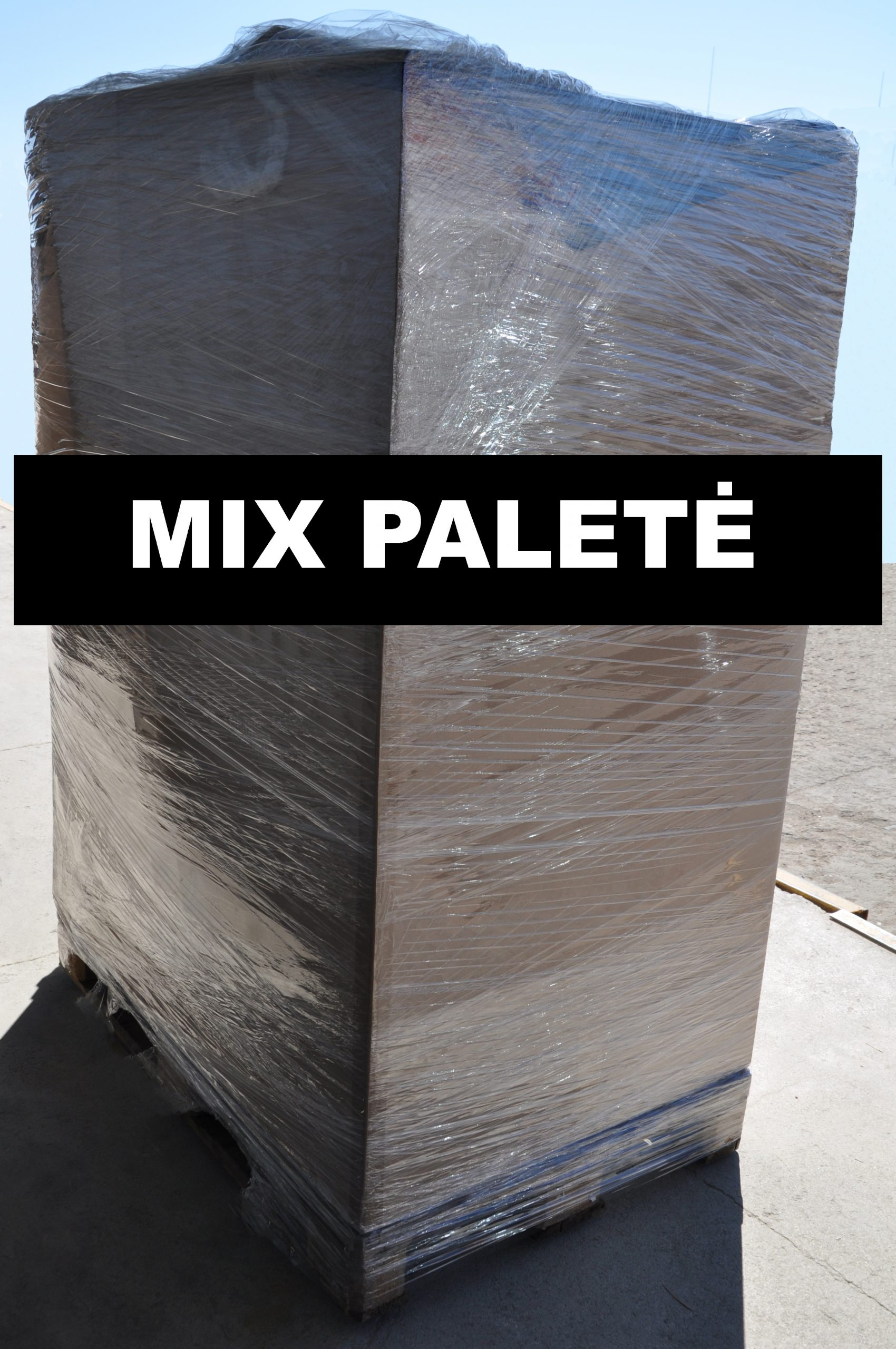 mix palete